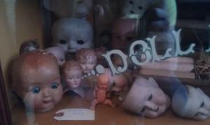 Creepy Doll Parts